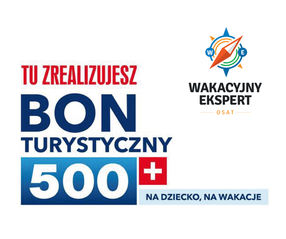 Bon Turystyczny 500 Plus